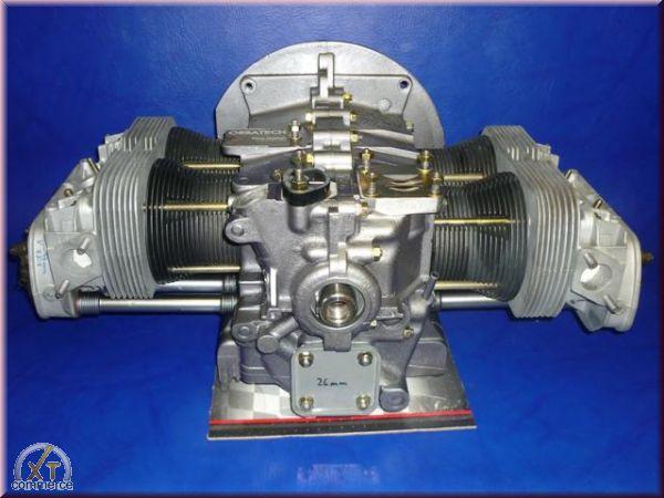 Originalmotoren Typ1 Rumpf
