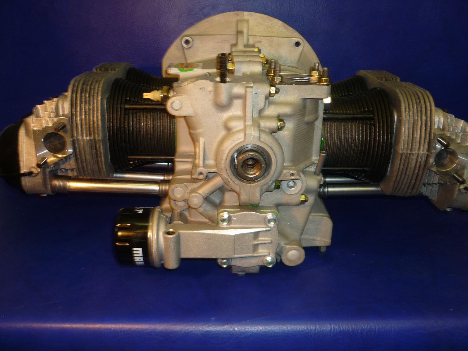 Leistungsgesteigerte Rumpfmotoren Typ1