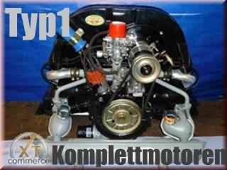 Komplettmotoren Typ1