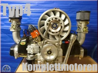 Komplettmotoren Typ4