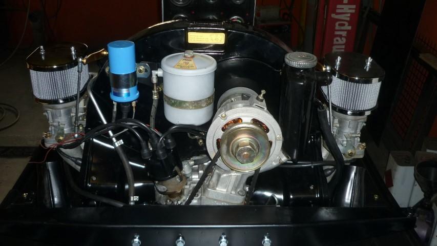Porsche 356-912 Motor