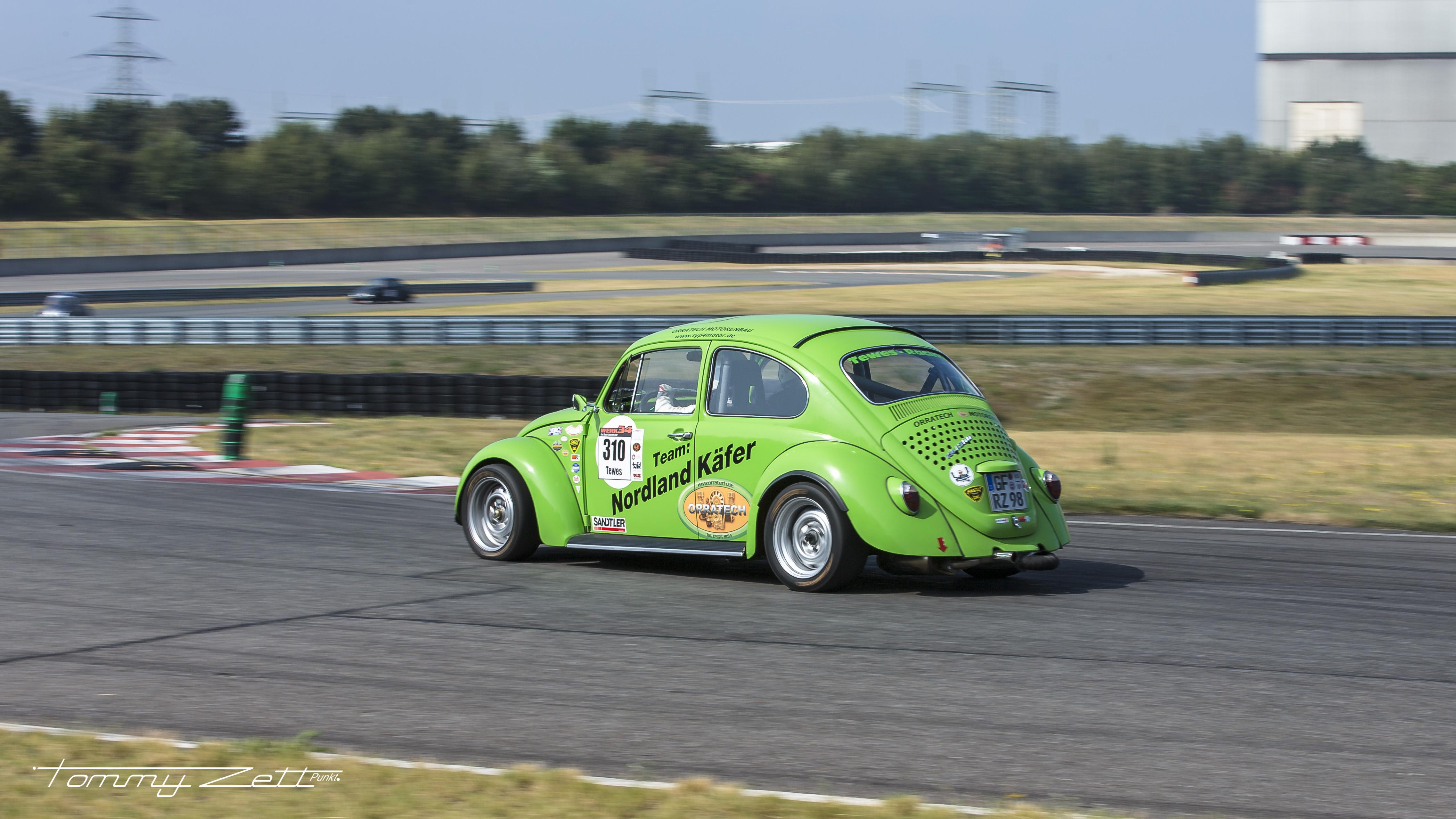 ORRATECH Motorenbau beim Rennen Meppen 2020