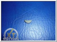 Passfeder Kurbelwelle für Riemenscheibe Typ1 Halbmond klein