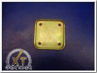 Ölpumpendeckel Stahl original