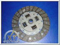 Kupplung 200mm gefedert Standard