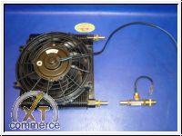 Ölkühler bis 150PS mit Elektro-Lüfter und Thermoschalter