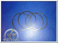 Zylinder-Unterlegringe für 90,5 und 92 Stärke 1,0mm