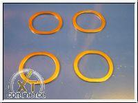 Dichtung Typ4 GB/CJ/W und AT  Kopf zu WT oval Kupfer