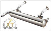 Auspufftopf Typ3 1500/1600 Stufe, Variant und TL