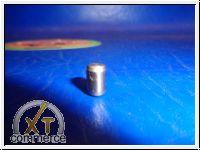 Paßstift für Lager bzw Lagerstift Typ1, Typ4 und WBX