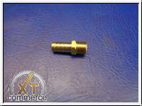 Schraubanschluß NPT 1/4 Zoll für 12mm Schlauch