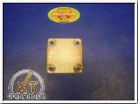 Ölpumpendeckel Stahl gefräst