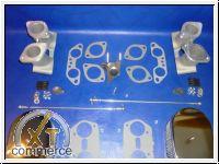 Ansaugkit für Typ 4-Motoren kurz 40mm GB-3 Bolzenkopf Porsche 914