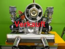 Komplettmotor Typ4 2100ccm 125PS