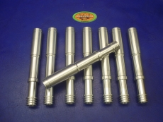 Stößelschutzrohre Typ4 Alu Überlänge für Typ1-Auslässe