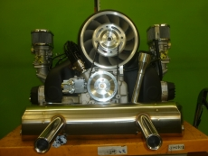 Komplettmotor Typ4 2700ccm 170PS 255Nm