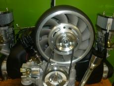 Typ4 Gebläsehaube Turbinensystem im C2-Design