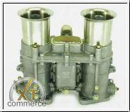 1 Paar Weber Doppelvergaser 48 IDA -O-