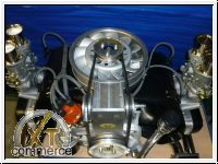 Komplettmotor Typ4 2700ccm 185PS 260Nm Monster lieg.