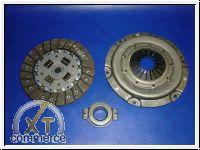 Kupplungskit 215mm für 1,7-2,0L Typ4 Motor am 4 Gang-Getriebe