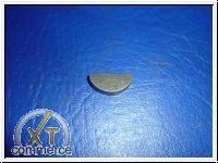 Passfeder Kurbelwelle für Zahnräder Halbmond Typ1 und Typ4