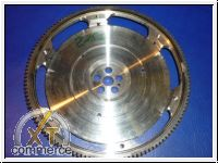 Schwungrad  Chromo Typ4 215mm sehr leicht gefräst