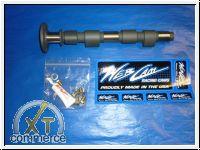 Sportnockenwelle Webcam für Hydrostößel 265°