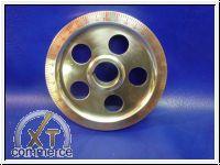 Riemenscheibe Typ1 Alu 178mm mit Gradeinteilung und Loch