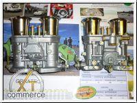 1 Paar Weber-Doppelvergaser 44 IDF 71 OD