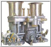 1 Paar Weber-Doppelvergaser 44 IDF 71 OS