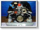 Komplettmotor 2200ccm 90PS