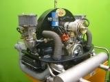 Komplettmotor 2100ccm 105PS DV