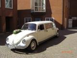 VW Käfer Stretchmimousine zu mieten