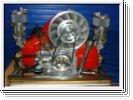 Komplettmotor Typ4 2100ccm 120PS  Sport rot