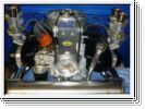 Komplettmotor Typ4 2000ccm 120PS liegendes Gebl.