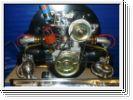 Komplettmotor 2100ccm 90PS Edelstahl