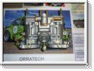 1 Paar Weber Doppelvergaser 40 IDF 70 OSS Update